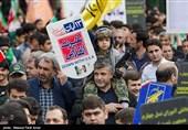 سران کاخ سفید بشنوند؛ میلیونها ایرانی تا لحظاتی دیگر تحریمها را دوباره محکوم میکنند