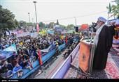 مسیر راهپیمایی 13 آبان در زنجان اعلام شد