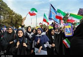 دعوت علماء و روحانیون اهل سنت خراسان شمالی از مردم برای حضور در راهپیمایی 13 آبان