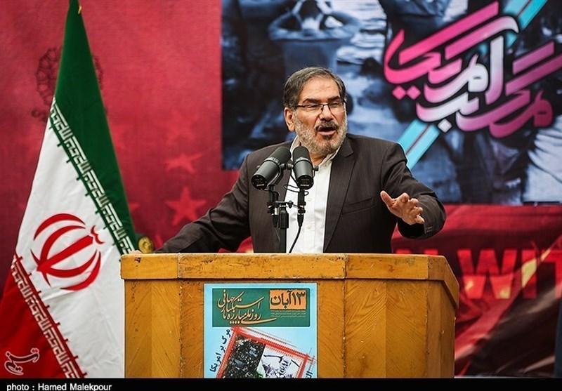 Iranian Nation Has Set A Record in Humiliating US: Shamkhani