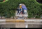 سامانه بارشی وارد کشور شد/ بارش باران در تهران از عصر امروز