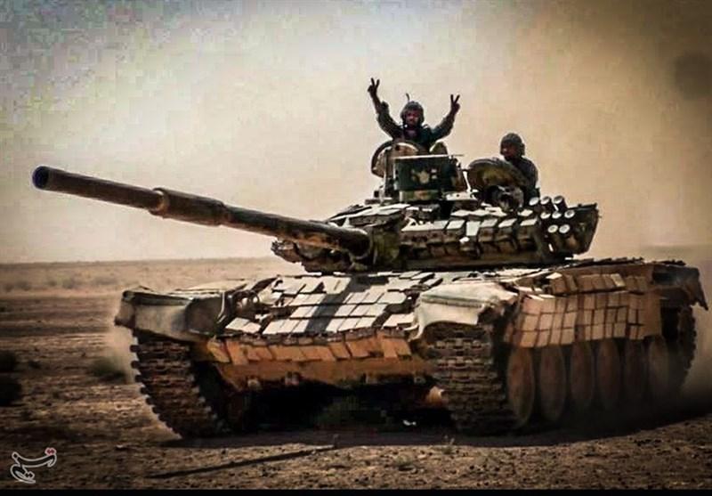 الجیش السوری یعلن تحریر کامل البوکمال