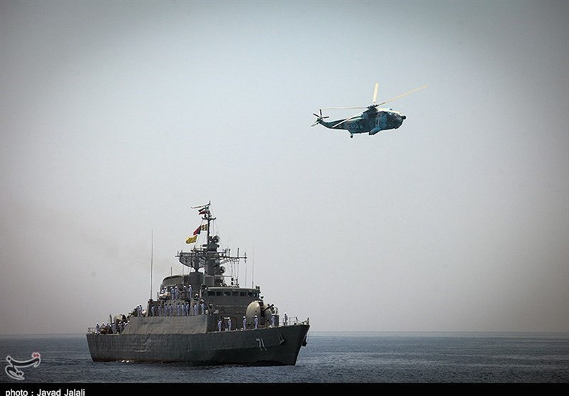 نیروی دریایی ارتش مقام سوم تیراندازی هوایی مسابقات روسیه را کسب کرد