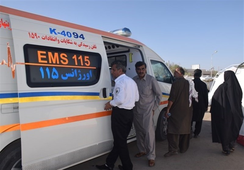 تعداد مصدومان اولیه زلزله غرب ایران اعلام شد
