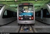 70 درصد از واگنهای مترو تهران همچان در گمرک است