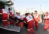 8 گروه واکنش سریع مازندران به مناطق زلزلهزده کرمانشاه اعزام شدند