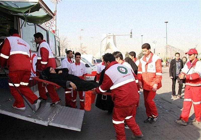 ۸ گروه واکنش سریع مازندران به مناطق زلزلهزده کرمانشاه اعزام شدند