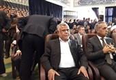 """2 فرمانده جهادی عراق که در مراسم پدر """"حاج قاسم"""" شرکت کردند + تصاویر"""