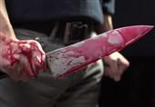 فرو کردن چاقو بر جمجمه مرد جوان به خاطر دستگاه D.V.D