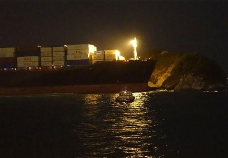 Iranian Ship Crashed near Hong Kong to Return Home after Repair