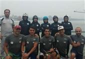 حضور ملیپوشان کیبل اسکی ایران در تایوان