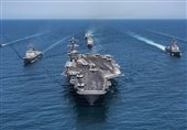 Three US Aircraft Carriers Enter South Korea in Joint Drills