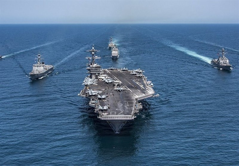 Three US Aircraft Carriers Enter South Korea in Joint Drills - Other
