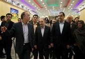 بازدید شهردار تهران و وزیر بهداشت از مرکز بهداشتی درمانی منطقه 5