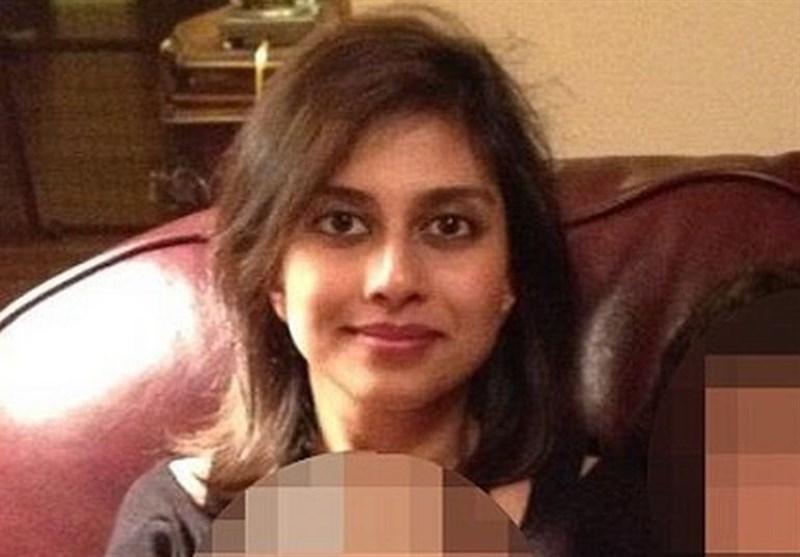 عروس انگلیسی داعش
