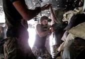 Teröristler Duma'da Sivillere Saldırdı