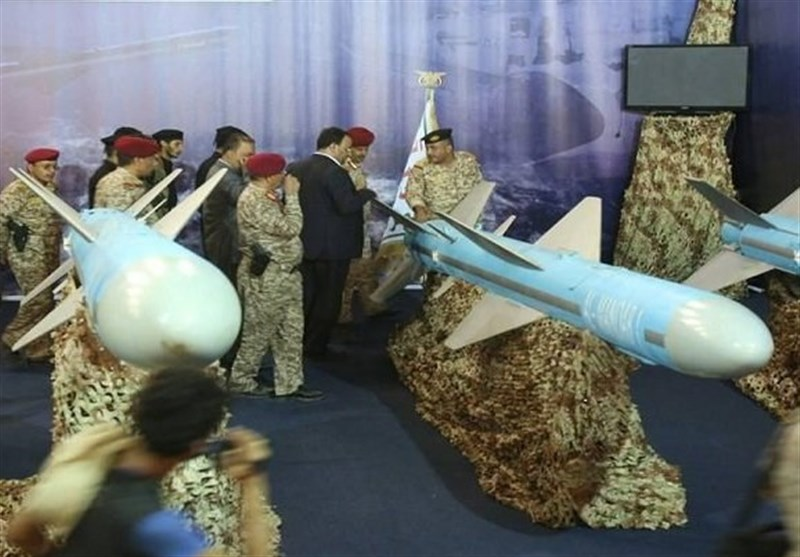 موشک ضد کشتی مندب