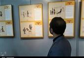 """نمایشگاه """"تاریخ مستطاب آمریکا"""" در رشت برپا شد + تصاویر"""