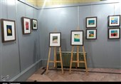 نمایشگاه نقاشی در رشت