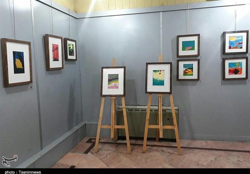 نمایشگاه نقاشی کودکان با محوریت آداب و رسوم مردم اردبیل گشایش یافت