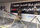 """تسلیحات غنیمت گرفته شده از """"داعش"""" در راهپیمایی اربعین + تصاویر"""