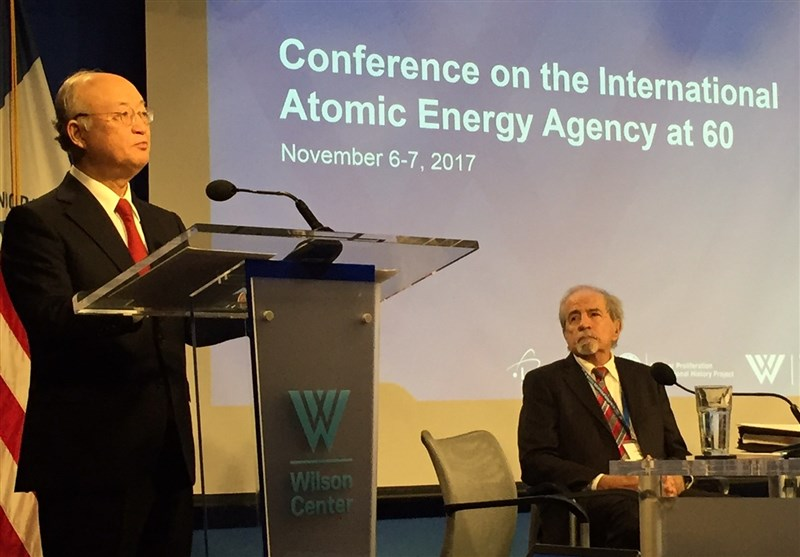 IAEA Chief Amano Reaffirms Iran's Commitment to JCPOA