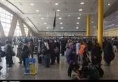 670 هزار زائر از مرز شلمچه به عراق رفتند