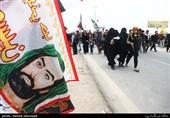 خادمان اربعین حسینی از سوی شهرداری سمنان به عتبات عالیات اعزام شدند