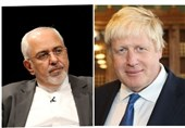 Iran's Zarif Condemns US-UK-French 'Arbitrary' Move against Syria
