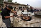 خراسان رضوی| طبخ و توزیع 60 هزار وعده غذای گرم در مرز شلمچه