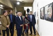 ظریف و تماشای هنر افغانستان در نیاوران