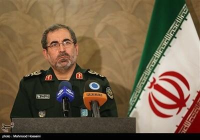 پاک ایران عسکری حکام کی مشترکہ پریس کانفرنس