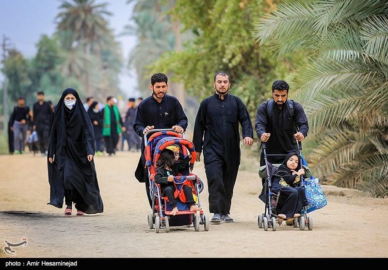 حضور برخی اساتید دانشگاه تهران در راهپیمایی اربعین با یک ماموریت ویژه