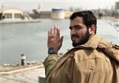 جای خالی شهید مدافع حرم در دیدار مردم تبریز با رهبر انقلاب+عکس
