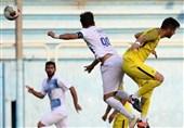 لیگ دسته اول فوتبال| تلاش مدعیان برای عقب نماندن از کورس صعود به لیگ برتر/ صدور حکم سقوط راهآهن در بوشهر؟