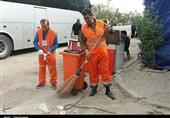 شیراز| 1600 پاکبان آماده خدماترسانی به مسافران شیراز در نوروز امسال هستند