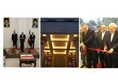 افتتاح ساختمان جدید سفارت ایران در تاجیکستان
