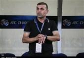 ویسی: مسئولان باشگاه استقلال خوزستان درِ اتاقم را قفل میکردند!/ شب قبل از بازی به جای هتل در خانه میخوابیدم