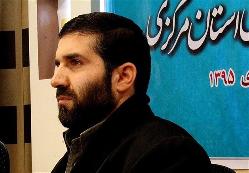 علی اکبر احمدی / کتابخانه های عمومی استان مرکزی