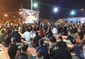 عزاداری اربعین اهوازیها در ساحهَ الحسین(ع) عین دو + عکس