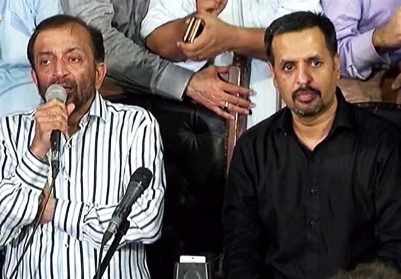ایم کیو ایم پاکستان کا پی ایس پی سے 'سیاسی اتحاد' کا اعلان