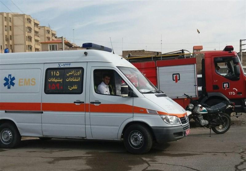 80 نفر از مصدومان زلزله کرمانشاه به بیمارستانهای تهران منتقل میشوند