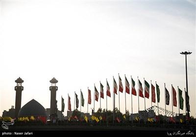 راهپیمایی جاماندگان اربعین حسینی