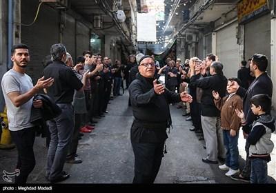 سوق طهران فی الاربعین الحسینی
