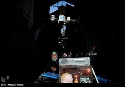 بازار تهران در روز اربعین حسینی (ع)
