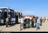 محدودیت ترافیکی محور ایلام - مهران برداشته شد