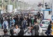 2.4 میلیون نفر زائر ایرانی در مراسم اربعین امسال شرکت کردند