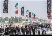 2.4 میلیون زائر اربعین امسال از مرز مهران تردد میکنند