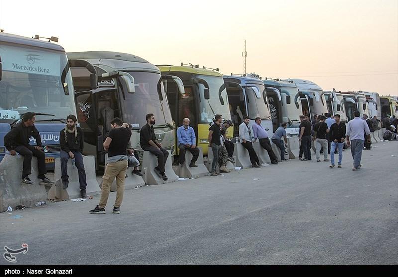 سفر زائران اصفهانی با ناوگان عمومی به عراق 20 درصد افزایش یافت