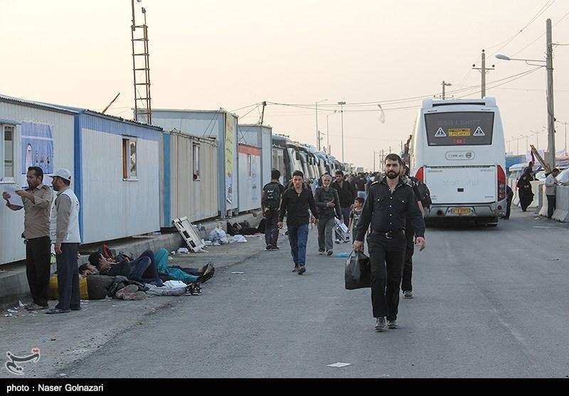 احتمال گشایش مرز خسروی برای زائران اربعین حسینی(ع)